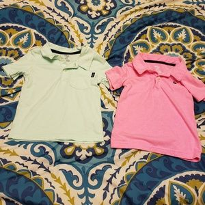 Set of two polos
